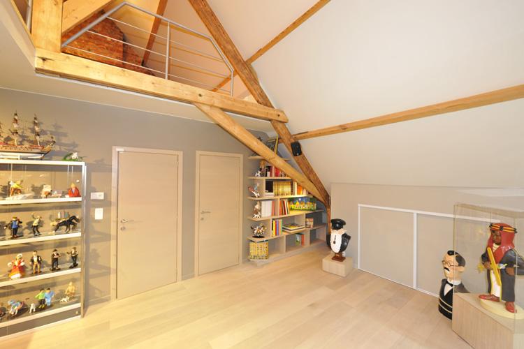Extrêmement Aménagement grenier - Photos - ACA Rénovation PV23